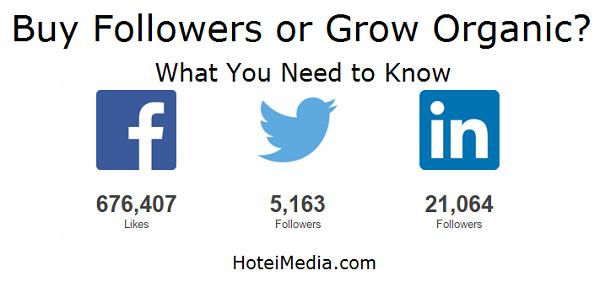 Should I buy Social Media Followers?